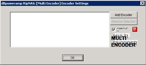 ZoneRipper Multi Encoder Settings