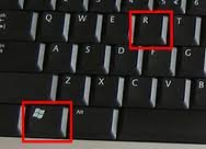 Windows Key R shortcut to Run